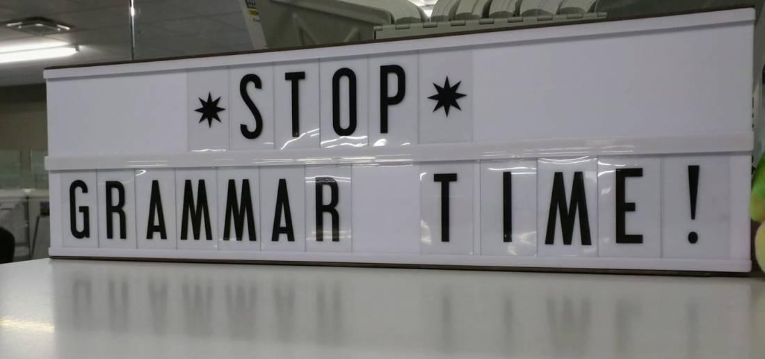 GrammarTime